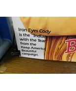 Durango Boot Iron Eyes Cody Poster Born In America Franklin TN - $197.99