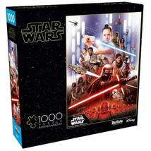 Star Wars Rise of Skywalker 1000 Piece Buffalo Games Jigsaw Puzzle Multi... - $21.98