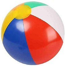 "Yoreeto 12"" Inflatable Beach Ball (12 Pack) 10 To 12 Inches From Inflate... - $12.86"