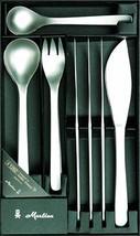 Sori Yanagi cutlery set dessert 24pcs # 1250 D-24PC from Japan New - $3.476,18 MXN