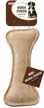 Ethical Pets Dura Fused Leather Bone Dog Toy, 7-Inch - $11.89