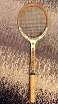 HALL OF FAMER ROD LAVER TENNIS RACKET- Vintage Wooden Racket - $11.30