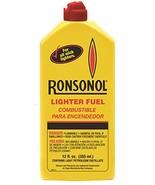 Ronson 12 ounce Ronsonol Lighter Fuel - $8.17