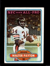 1980 Topps #160 Walter Payton Vgex *A20581 - $4.95