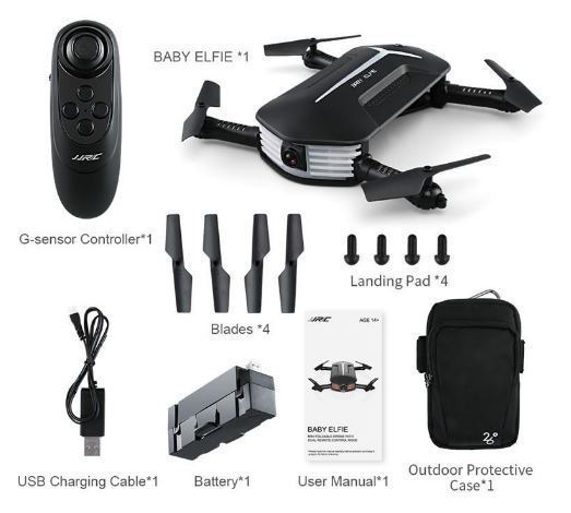 Remote Controlled Drone Rc Quadcopter Hd Cams With High Definition Cameras Gifts