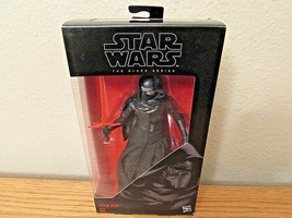 Star Wars The Force Awakens Black Series 6 Inch KYLOE REN NEW #03 - $13.00