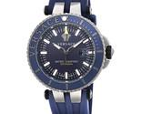 Versace VAK020016 V-Race Diver Blue Silicone Men's Watch - €2.103,06 EUR
