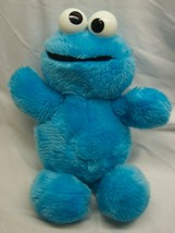"Vintage 1983 Sesame Street Cookie Monster Rattle 12"" Plush Stuffed Animal Toy - $24.74"