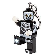 LEGO Monster Fighters Skeleton Key Light - Minifigure Key Chain with LED... - $12.86