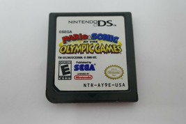 Mario & Sonic at the Olympic Games (Nintendo DS, 2008) CARTRIDGE ONLY - $9.49