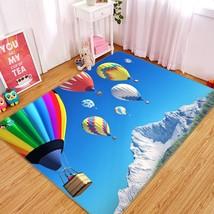 3D Balloon Sky 05 Non Slip Rug Mat Room Mat Quality Elegant Photo Carpet UK Cobb - $106.68+