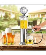 Beer Dispenser Bar Wine Liquor Draft Beverage Cocktail Butler Tower Wall... - $39.99