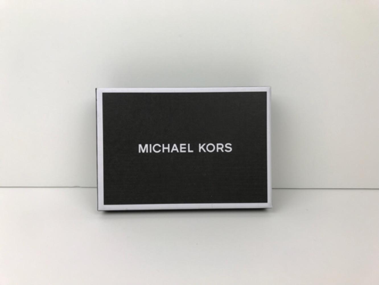 Michael Kors Harrison Leather Card Case
