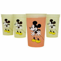 Mickey Mouse Disney Pose 4-Pack 15oz Color Changing Cups Multi-Color - $14.98