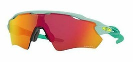 Oakley Radar EV Path OO9208-7738 Sunglasses - Arctic Surf/Prizm Ruby - $139.95