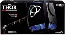 Marvel Legends Thor Ragnarok MJOLNIR Electronic Hammer - $177.64