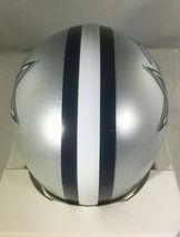 TONY DORSETT / NFL HALL OF FAME / HAND SIGNED DALLAS COWBOYS CUSTOM JERSEY / COA image 5