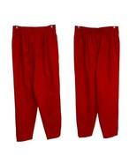 Regatta Collection by Joyce Orange Pants Women's sz 11-12 (G-1K) - $18.81