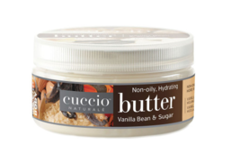 Non-Oily, Hydrating Vanilla Bean & Sugar Body Butter - $15.00