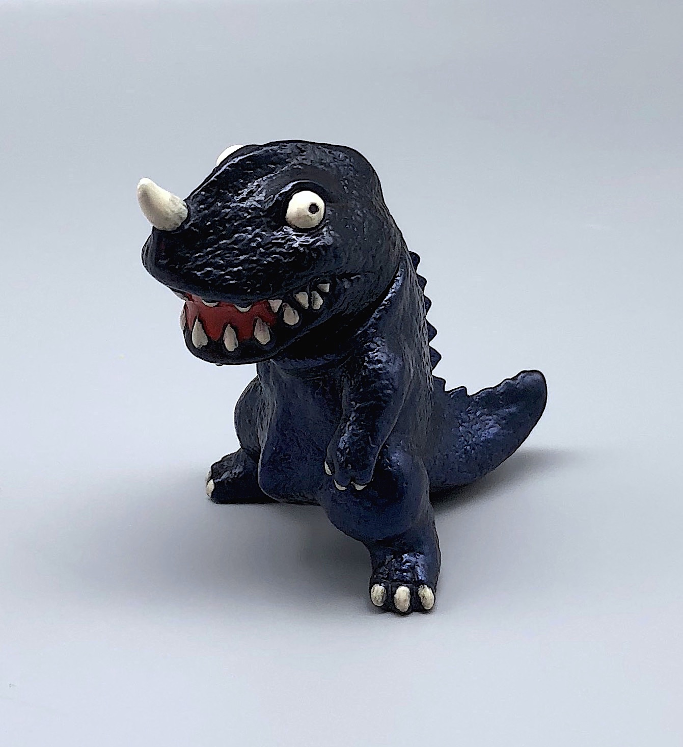 Max Toy Mini Godzilla Blue Dino Saikobi