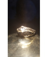 Voodoo ring. Damballa Vessel, ATTRACT CONTROL Power Wealth Success, loa ... - $129.97