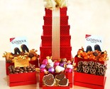 Godiva Holiday: Premium Chocolate Gift Tower