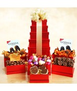 Godiva Holiday: Premium Chocolate Gift Tower - €80,07 EUR
