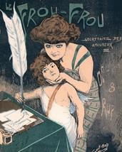 Le Frou Frou: Secretaire Des Amoureux - Hap - $12.95+