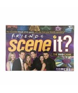 2005 Friends Scene It Board Game DVD Trivia First Edition TV New Factory... - $41.73