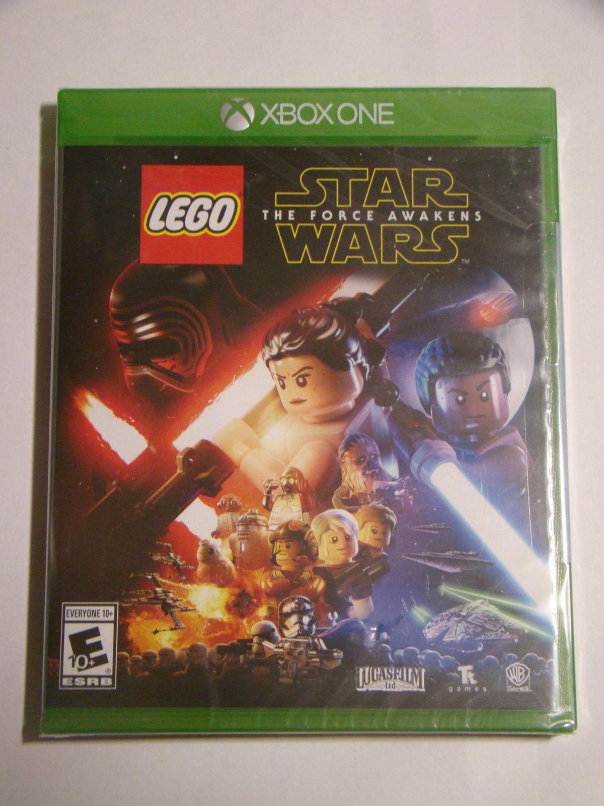 XBOX ONE - LEGO STAR WARS - THE FORCE AWAKENS (New)