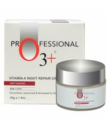 O3+ Anti-Ageing Vitamin-A Night Repair Face Cream Even Skin Tone (50g) - $27.20