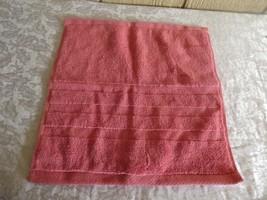 Ralph Lauren Palmer washcloth, Palm Beach Pink - $3.61