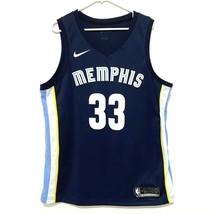 Nike Marc Gasol Memphis Grizzlies Swingman Jersey XL Navy Blue - $104.44