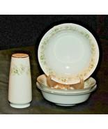 Johann Haviland Bavaria Dessert Bowls AA20-7170DD Vintage - $49.95