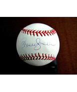 BOBBY MURCER NEW YORK YANKEES 5 X ALL-STAR SIGNED AUTO OML BASEBALL STEINER - $217.79