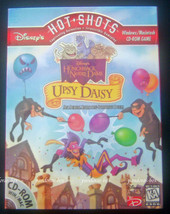 Hunchback of Notre Dame UPSY DAISY - Hot Shots CD-ROM GAME - Windows/ Mac - $6.93