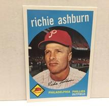2011 Topps MLB Philadelphia Phillies Richie Ashburn 60 Years of Topps Card - $1.99