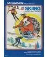 Intellivision Skiing Video Game [video game] - $2.95