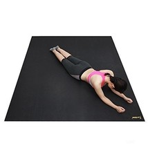 """RevTime Extra Large Exercise Mat 8 x 6 Feet (96""""x 72"""") Much Durable For ... - $4.473,10 MXN"""