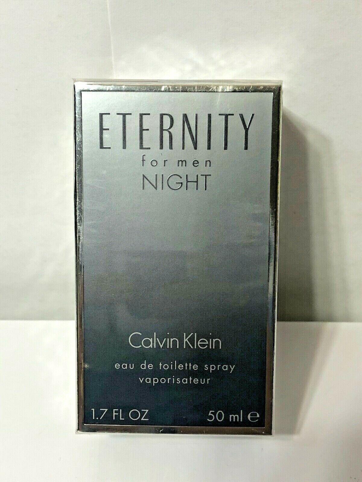 Aaaaacalvin klein eternity night 1.7 oz cologne