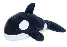 Plush Zipper Makeup Storage Whale Shape Pencil Case - $17.98