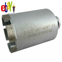 2-1/2 In. Wet Diamond Core Bit For Stone Drilling - $59.80