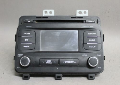 Primary image for 2014 2015 KIA OPTIMA AM/FM RADIO CD PLAYER MP3 SIRIUS BLUETOOTH 961602TAA0CA OEM