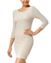 Trixxi Size 0 Mini Dress Juniors Metallic Open-Back Bodycon Dress Cream ... - ₹2,247.57 INR