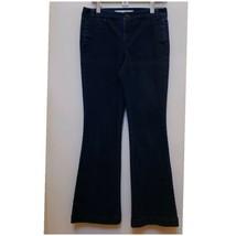Jones New York Blue Broadway Flare Jeans Size 4 - $19.79