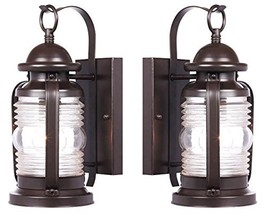 Westinghouse 6230100 Weatherby One-Light Exterior Wall Lantern, Weathered Bronze - $103.82