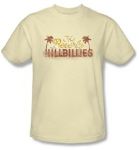 The Beverly Hillbillies T-shirt Distressed Logo TV Land retro cotton tee cbs1019 image 2