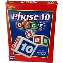 Phase 10 Dice Game from Fundex Complete With Manual - $39.99