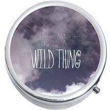 Wild Thing Medicine Vitamin Compact Pill Box - $9.78