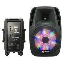 Bluetooth Wireless PA Speaker System 1000 W Britelite MP3 Player USB Por... - $88.50 CAD